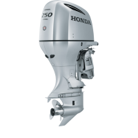 Dużej mocy silniki zaburtowe Honda BF115 - BF225, Honda Marine