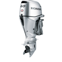 Silniki zaburtowe Honda BF60, Honda Marine