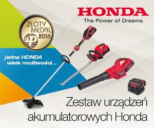 Urządzenia akumulatorowe Honda